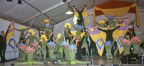 Kreis des Lebens auf dem Heimatfest 2008